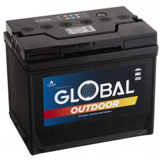 Global 80ah Fritidsbatteri 58000