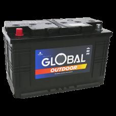 Global 110ah Fritidsbatteri 61000