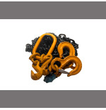 iZE FROZEN Lyftkätting 2-parts Max 4,2t Klass 8, 10mm/3m