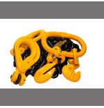 iZE FROZEN Lyftkätting 2-parts Max 7,5t Klass 8, 13mm/3m