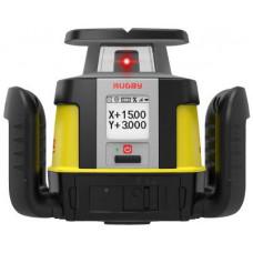 Roterande laser