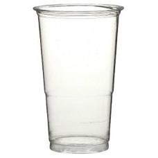 GLAS PLAST KLAR 20CL 50ST