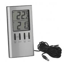 Termometer inne/ute digital