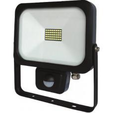 Ledstrålkastare med sensor 20W/30W