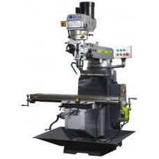 Borrande och fräsande metallmaskiner